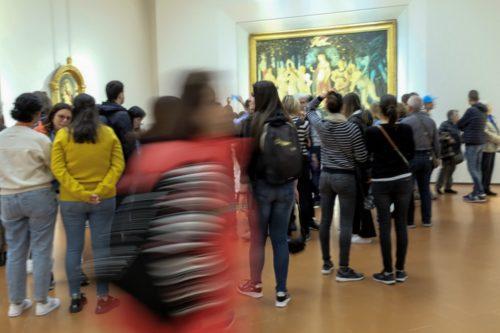 Galeria Uffizzi, Sandro Boticcelli, Florencja